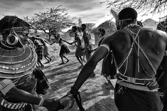 Pokot tribe, Amaya village, East Pokot, Kenya. (Photo by Roberto Nistri)