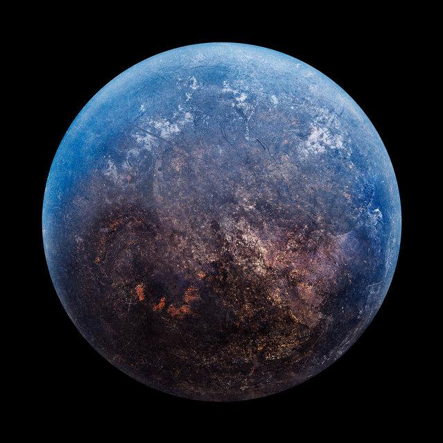 Christopher Jonassen's Alien Landscapes