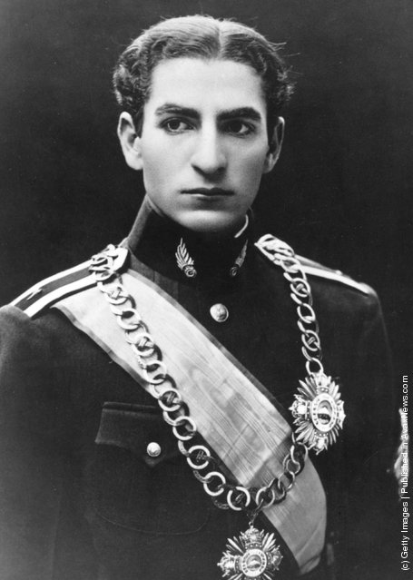 1939:  Muhammad Reza Shah Pahlavi (1919 - 1980), the son of Reza Khan, the Shah of Iran
