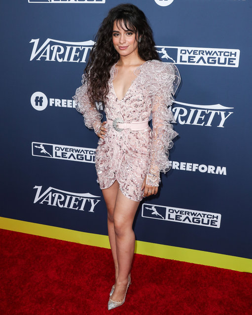 Camila Cabello attends Variety's Power Of Young Hollywood at The H Club Los Angeles on August 6, 2019 in Los Angeles, California. (Photo by Xavier Collin/Image Press Agency)