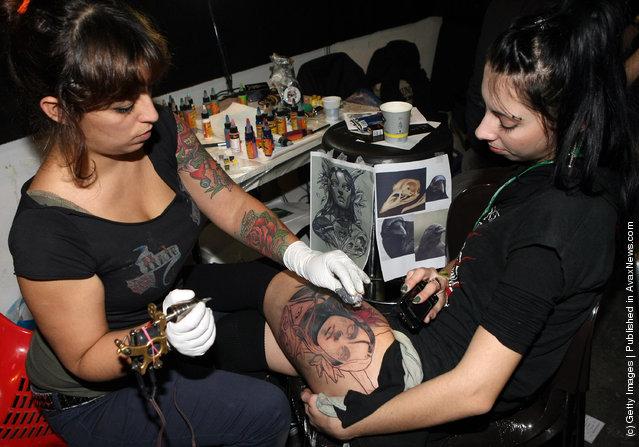 21st International Tattoo Convention
