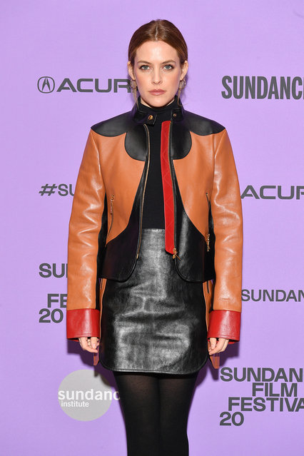 "Riley Keough attends the ""Zola"" premiere during the 2020 Sundance Film Festival at Eccles Center Theatre on January 24, 2020 in Park City, Utah. (Photo by Dia Dipasupil/Getty Images)"