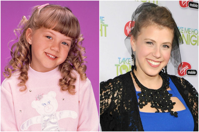 "Jodie Sweetin was the sweet, sassy Stephanie Tanner on ""Full House"". Then she was an alcoholic and drug addict, confessing to snorting cocaine, snorting meth at the Olsen twins' premiere of ""New York Minute"" in 2004 and even driving drunk with her baby in the car. She now claims to be totally clean. (Photo by Getty Images/Everett Collection)"