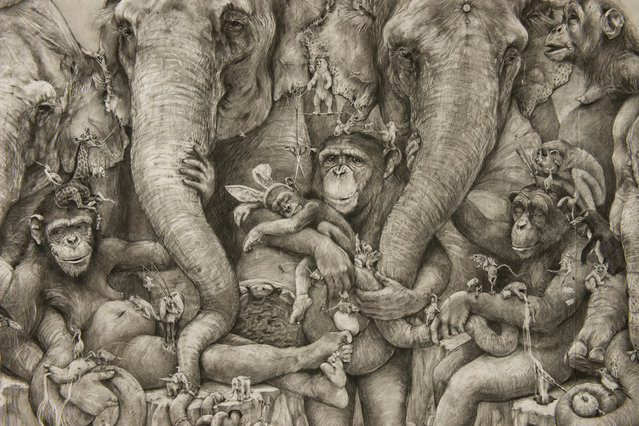 Adonna Khare and her Pencil