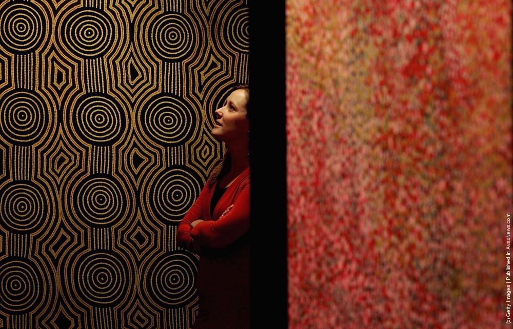 Sotheby's Unveils Aboriginal Art Collection