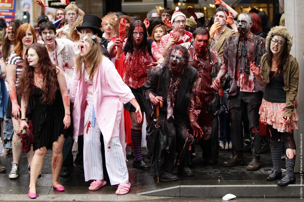 Zombies Of Sydney