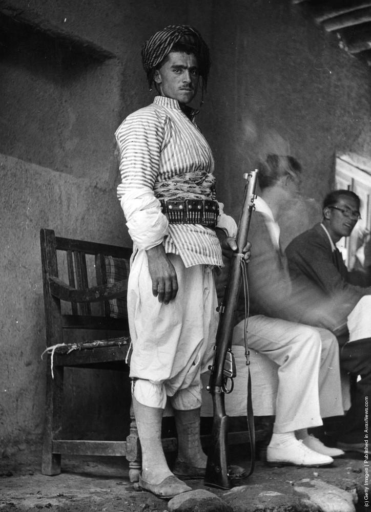 Iran. Part I (1880-1950)