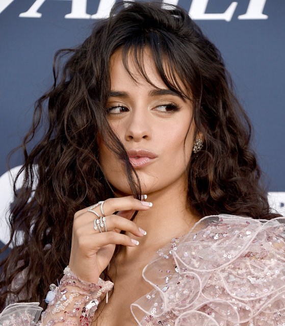 Camila Cabello attends Variety's Power Of Young Hollywood at The H Club Los Angeles on August 6, 2019 in Los Angeles, California. (Photo by Gregg DeGuire/WireImage)