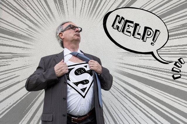 Dad Superhero By Giulia Pex