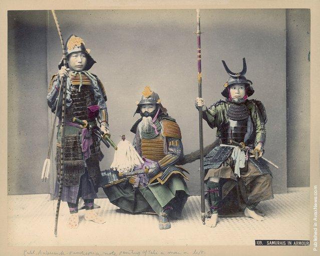 Samurais in Armor