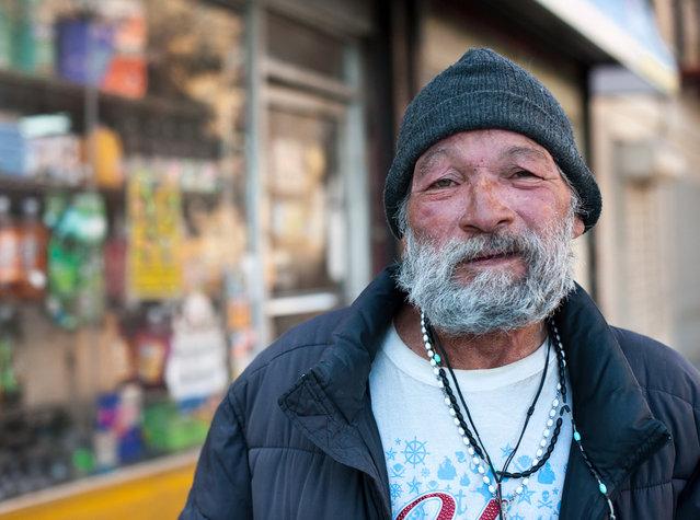 Luis again: Hunts Point, Bronx