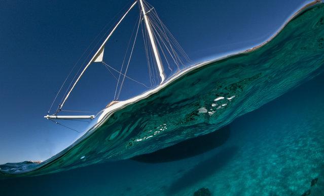 Extreme On Water By Kurt Arrigo