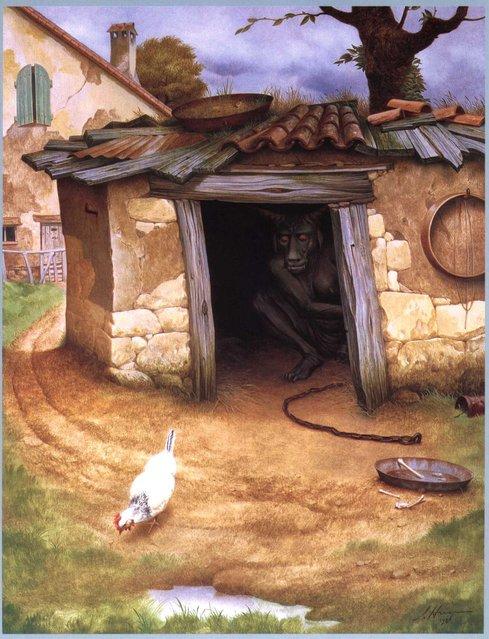Judson Huss – The Barnyard