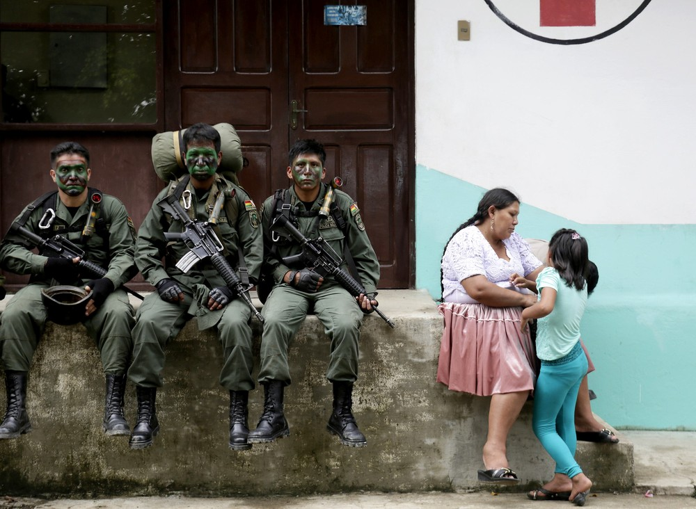 Fighting against Drugs in Bolivia