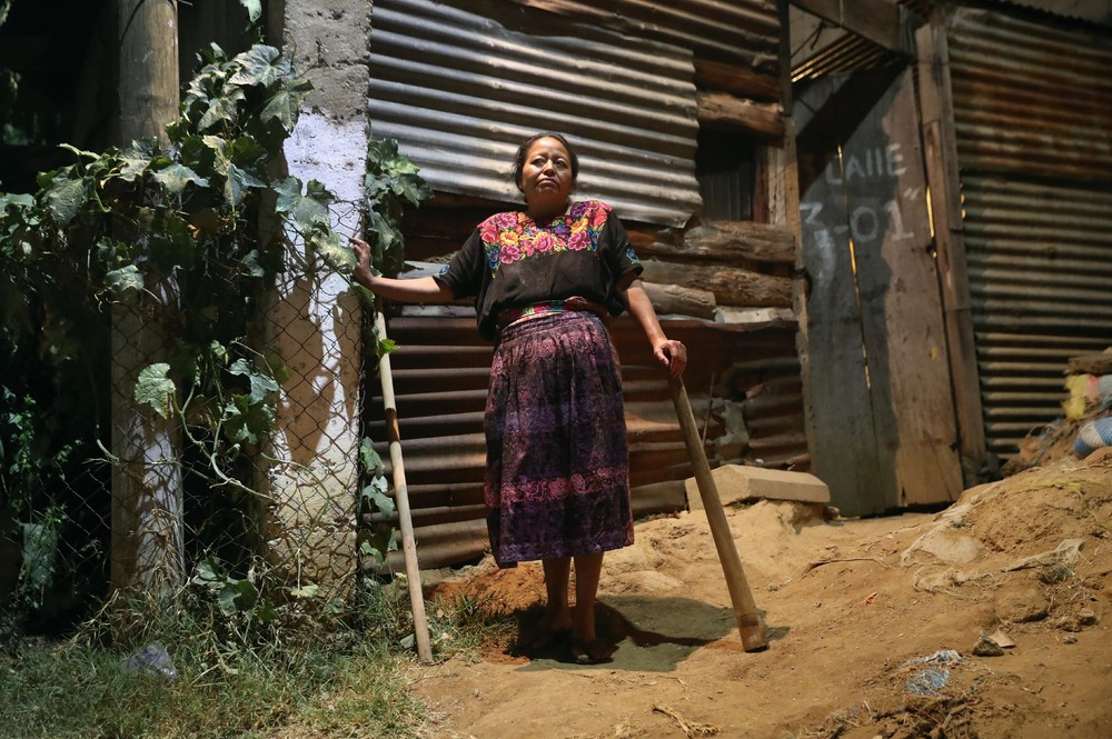 Poverty and Crime in Guatemala