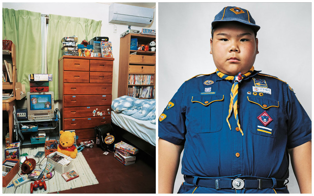 Where Children Sleep by James Mollison Part 1