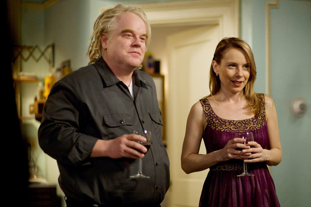 """""""Jack Goes Boating"""", Philip Seymour Hoffman, Amy Ryan, 2010. (Photo by K. C. Bailey/Overture Films/Everett Collection)"""