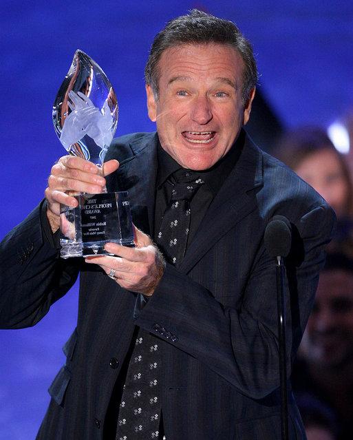 Robin Williams Dead