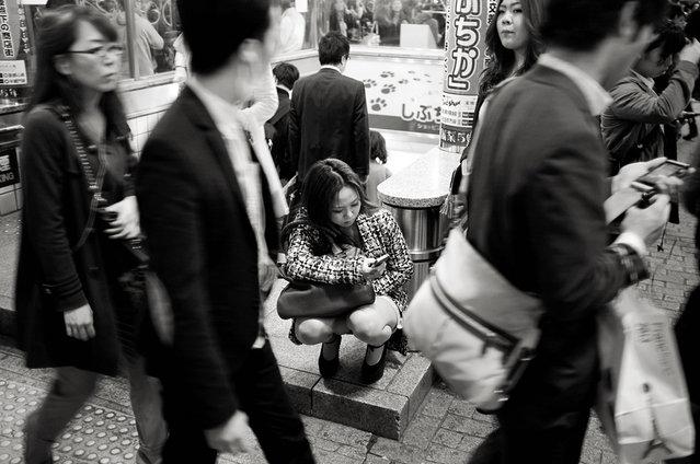 Shibuya, 2013. (Davide Filippini)