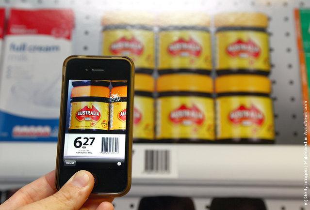 Woolworths Unveil Australia's First Virtual Supermarket