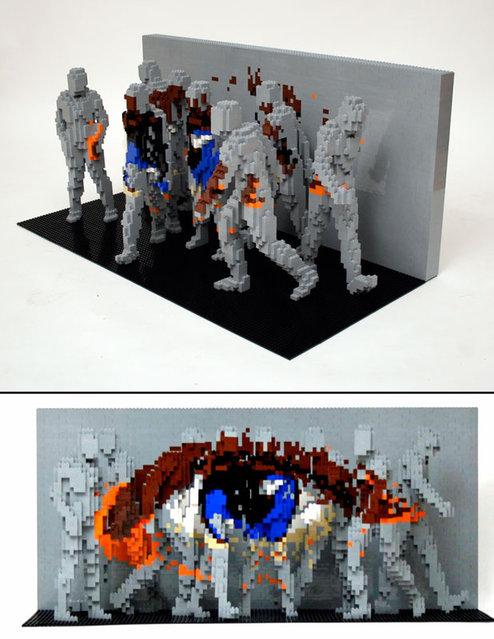 Art lego