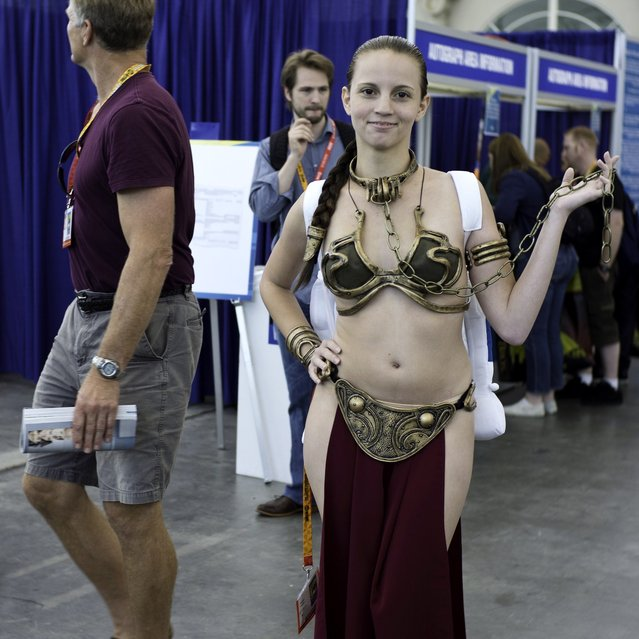 Comic-Con International: San Diego 2012. (Photo by Pat Loika)