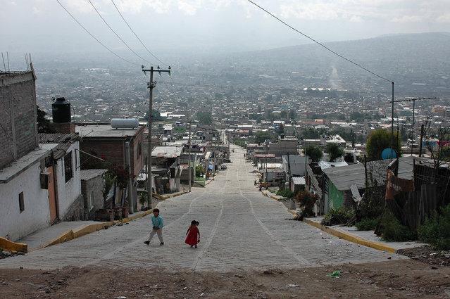 """Tepenepantla, Chimalhuacán, ME, MX"". (Fermìn Guzmàn)"