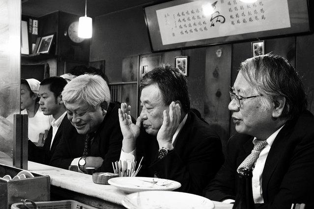 Ginza, 2013. (Davide Filippini)