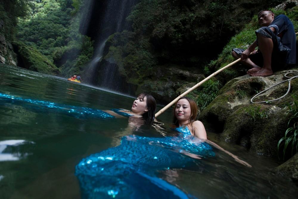 Philippine Mermaid School