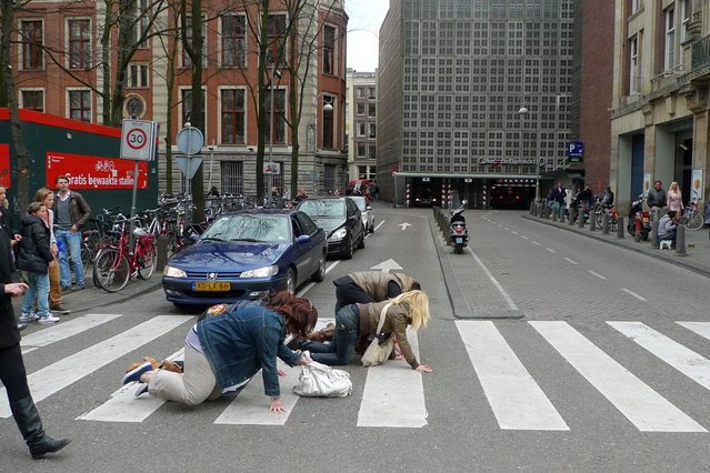 Amsterdam, 2012. (Photo by Hans Snoek)