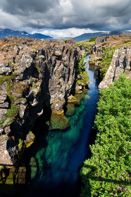 Thingvellir National Park, Iceland. (Photo by Getty Images/WIN-Initiative RM)