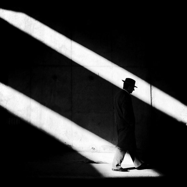 Jose Luis Barcia Fernandez of Madrid won second place in the photographer of the year category in the 2014 iPhone Photography Awards. (Photo by Jose Luis Barcia Fernandez)