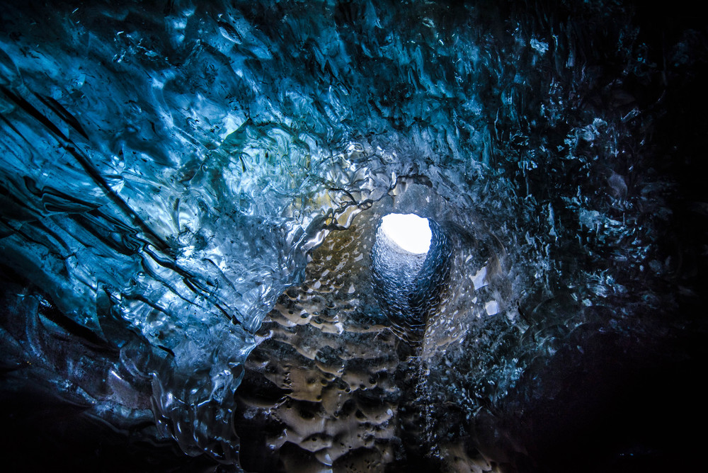 Iceland's Ice Caves