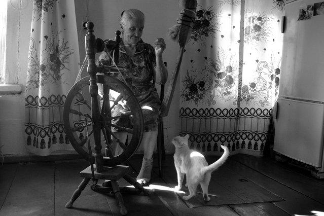"""Grandmother "". (Photo by Lilija Daricheva)"