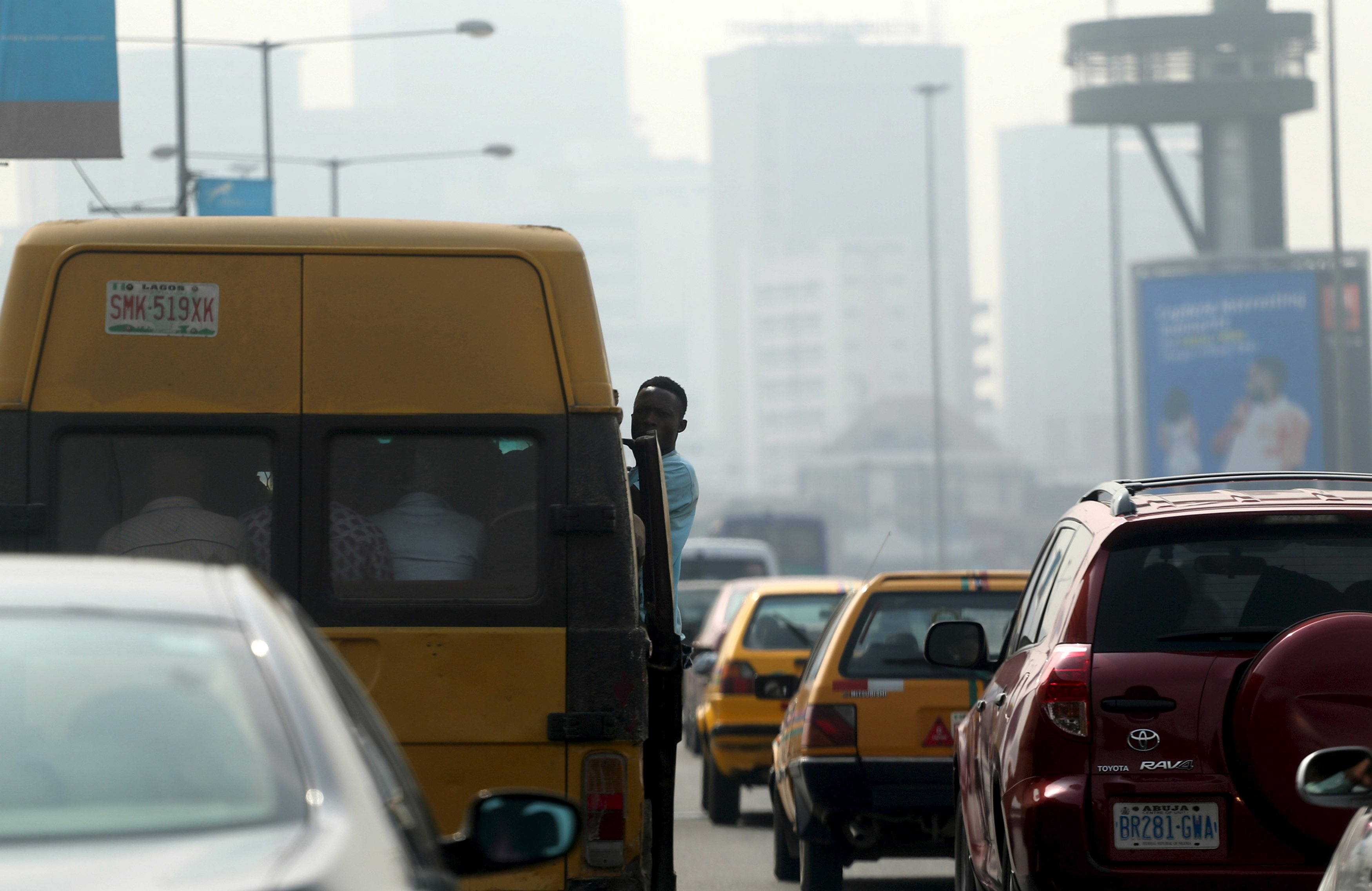 Commercial Transport In Lagos