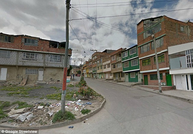 Bad Part of Town By Google Street View