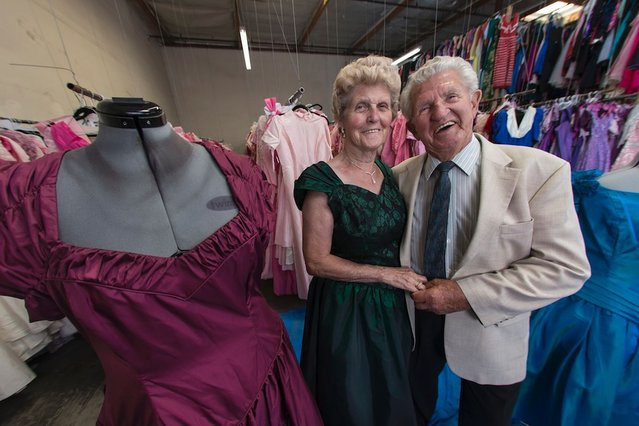 Paul Brockmans Collection Of 55,000 Dresses Bought For His Wife
