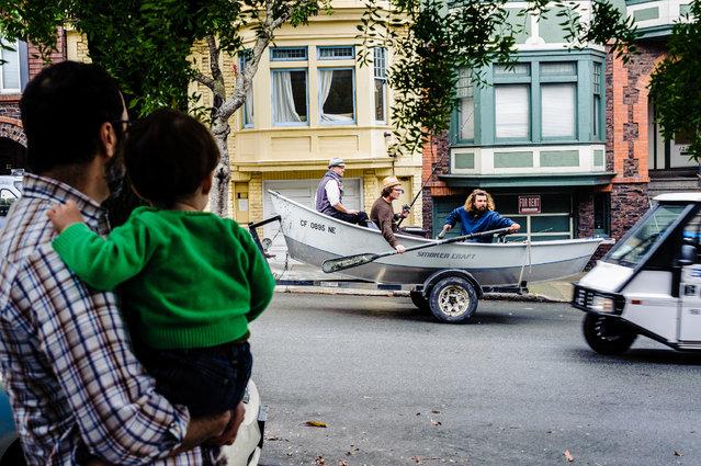 """San Francisco, California, 2012"". (Photo by Jack Simon)"