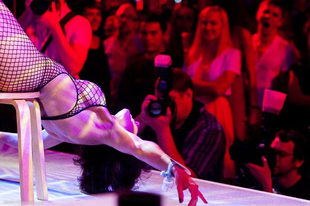 Miss Breast of Belarus 2012