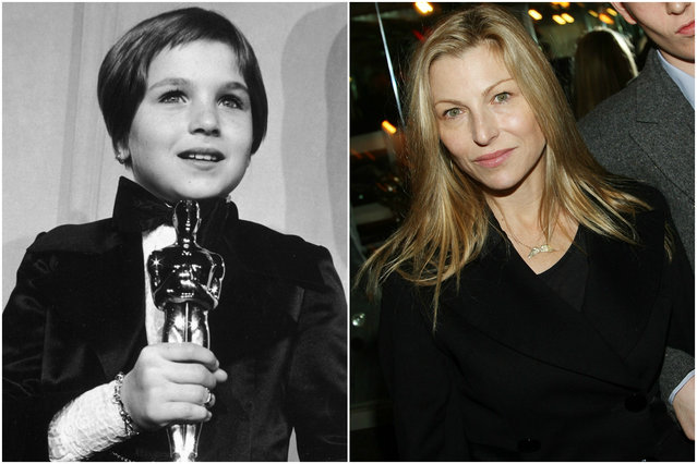 Tatum O'Neal won an Oscar at 10 years old, and it was all downhill from there. O'Neal claimed to have been molested by her father Ryan O'Neal's drug dealer at 12, as well as alleging physical and emotional abuse from her father himself. She publicly dated Michael Jackson in the late 1970s, later denying his accusations that she tried to seduce him. (Photo by Getty Images)