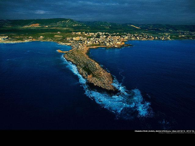 Amazing Photos by Yann Arthus-Bertrand. Part Four
