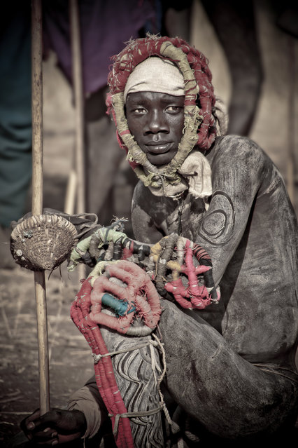 Omo River People, Ethiopia