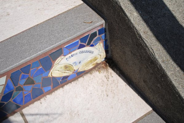 16th Avenue Tiled Step Project