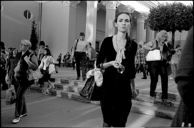 Moscow, September 2011. (Igor Mukhin)