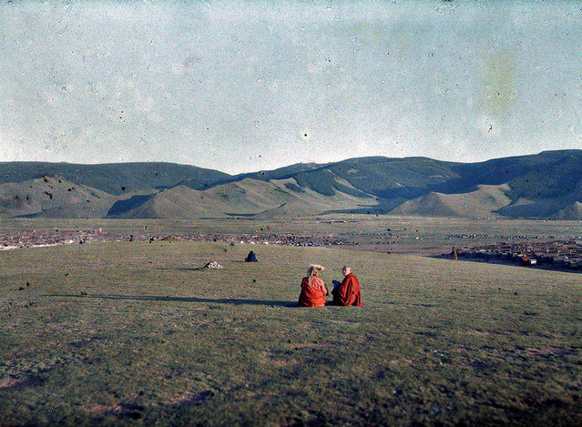 Mongolian capital – Urga