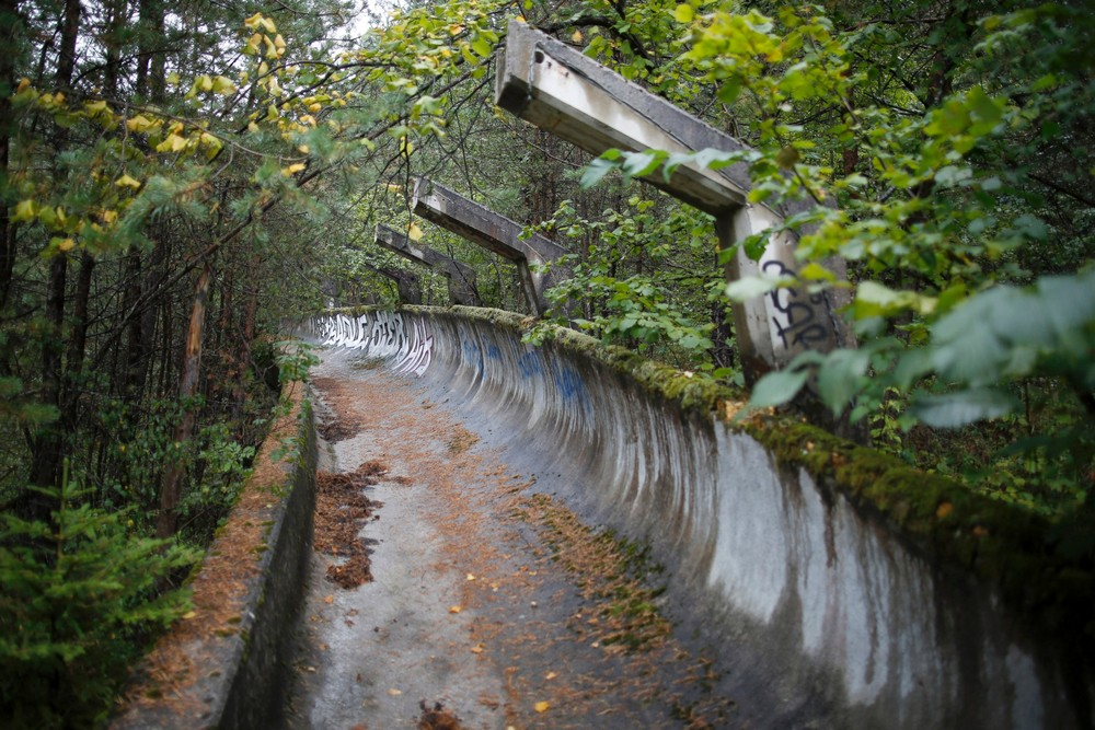 Abandoned Olympic Venues around the Globe
