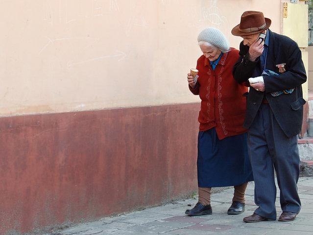 """Walk"". (Photo by Natal'ja Kruglikova)"