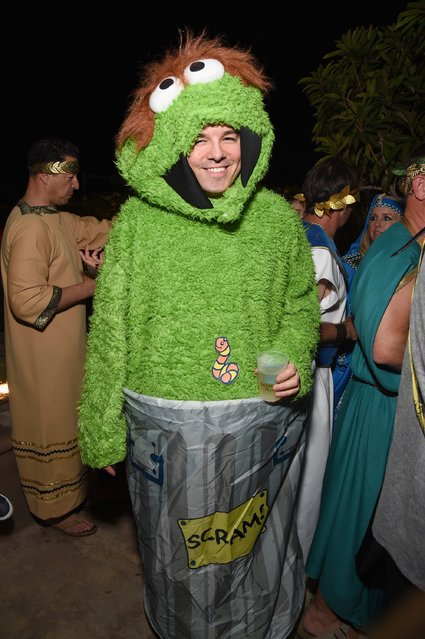 Comedian Seth MacFarlane attend the Casamigos Halloween Party at a private residence on October 28, 2016 in Beverly Hills, California. (Photo by Michael Kovac/Getty Images for Casamigos Tequila)