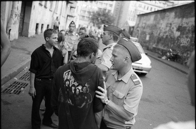 Moscow, August 2011. (Igor Mukhin)