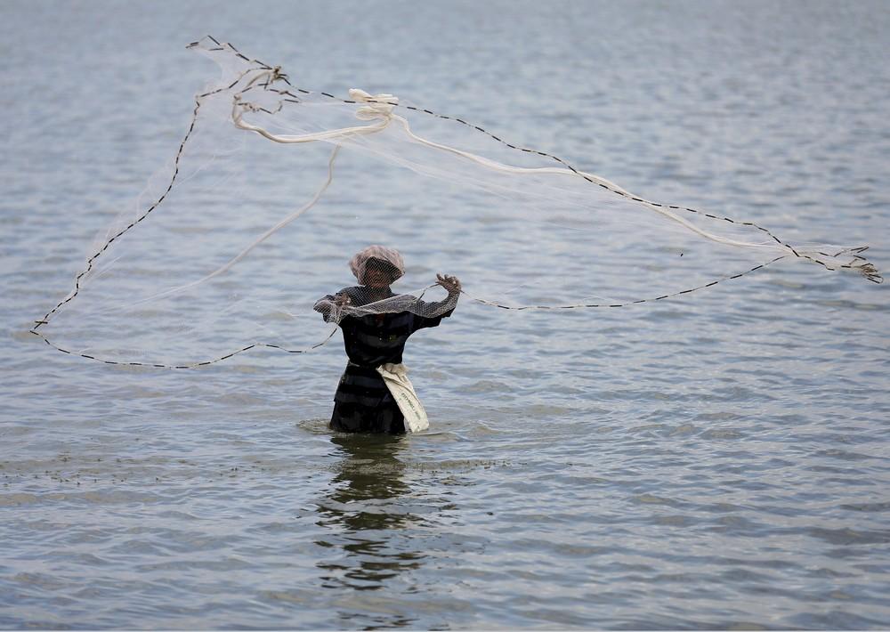 Fishermen Sri Lanka's